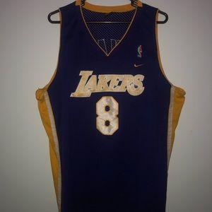 VTG KOBE BRYANT #8 Purple Jersey